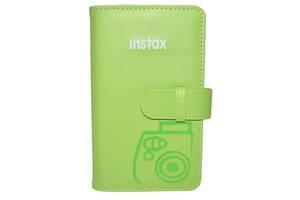 Фотоальбом LAPORTA Fujifilm INSTAX Album Lime Green (70100136660)