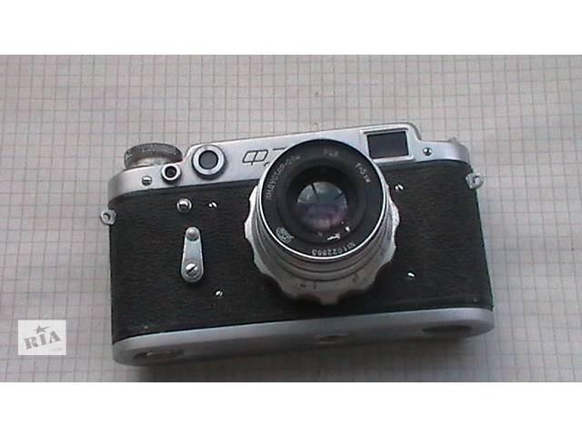 Фотоаппарат Фед-2, - в коллекцию!- объявление о продаже  в Киеве