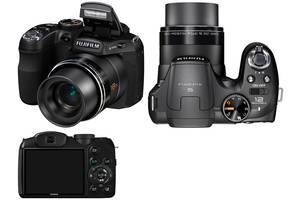 б/в Напівпрофесійні фотоапарати Fujifilm FinePix S2500HD