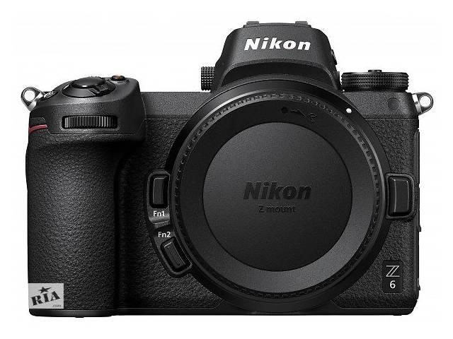 купить бу Фотоаппарат NIKON Z6 Body (VOA020AE) в Киеве