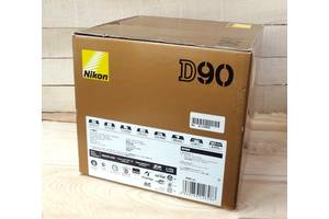 б/у Фотоаппараты, фототехника Nikon D90