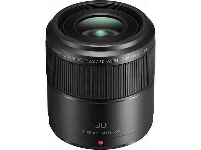 купить бу Объектив Panasonic H-HS030 30mm f/2.8 ASPH в Харькове