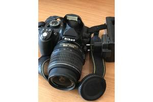 б/у Зеркальные фотоаппараты Nikon D3100 Kit (18-55 VR + 55-300 VR)