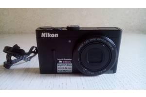 б/у Цифровые фотоаппараты Nikon CoolPix P300