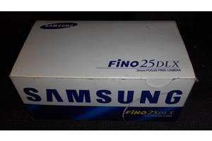 Новые Пленочные фотоаппараты Samsung