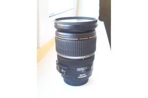б/в Стандартні об'єктиви Canon