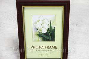Рамка для фото на подставке #5 10х15см