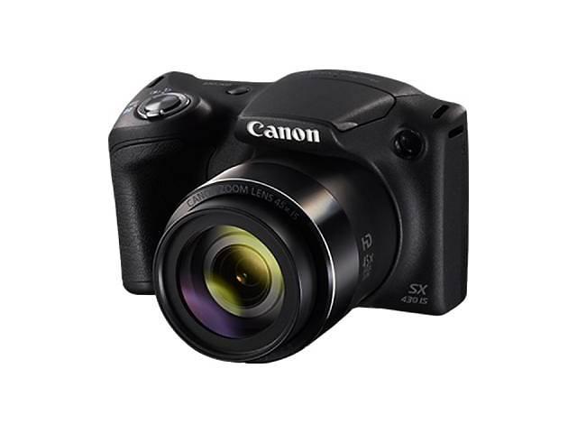 продам Цифровой фотоаппарат Canon PowerShot SX430 IS Black (1790C011AA) бу в Киеве