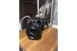 б/у Зеркальные фотоаппараты Nikon D7000 Kit (18-105 VR)