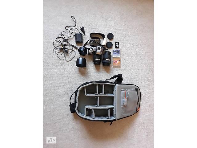 Зеркальный цифровой фотоаппарат Olympus E-500 - объявление о продаже  в Киеве