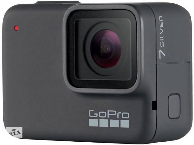 купить бу Action камера GoPro HERO7 Silver Edition в Харкові