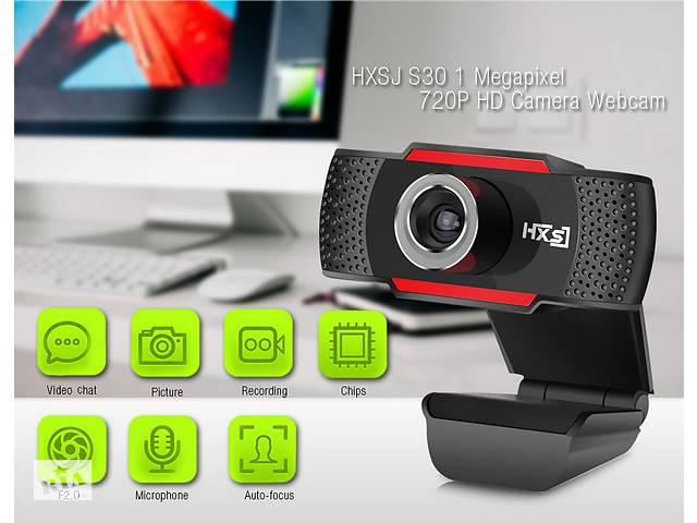 продам HXSJ S30 720P Веб камера с микрофоном для андроид смарт тв приставок бу в Киеве