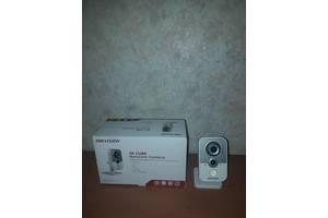 б/у Видеокамеры с датчиком движения Hikvision