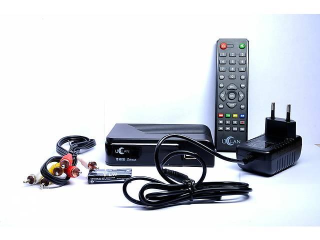 продам Ресивер-приемник DVB-T2 u2c uClan SE internet Led R150900 бу в Одессе