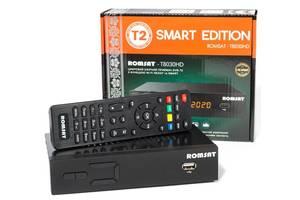 ТВ тюнер Romsat DVB-T2, чипсет GX3235S (T8030HD)