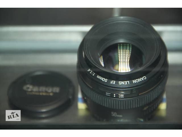 купить бу Canon EF - 50 1/4 UMS в Сарнах (Ровенской обл.)
