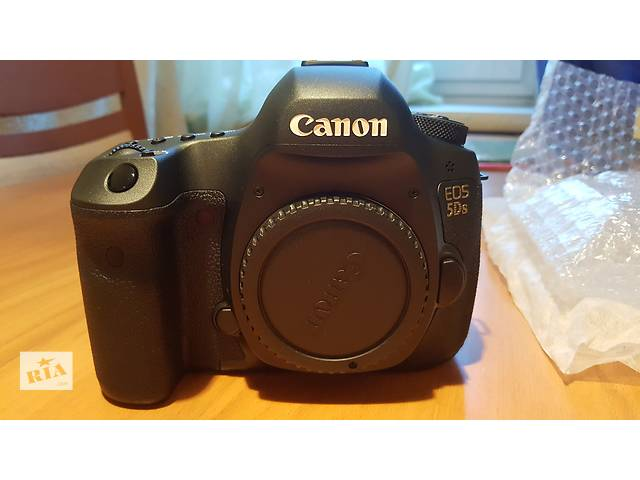 Canon EOS 5DS body- объявление о продаже  в Одессе