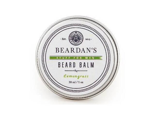 купить бу Бальзам для бороды Beardans, Lemongrass, 30 мл R152310 в Одессе