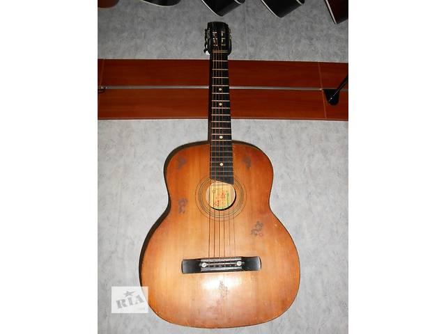 купить бу ( 02/1254 )  Черниговская Гитара Супер Экономный вариант в Чернигове