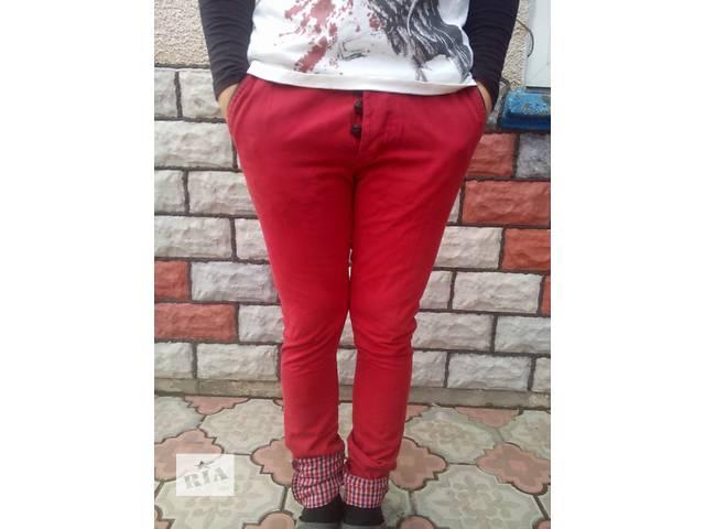 бу Красные мужские джинсы! в Тернополе
