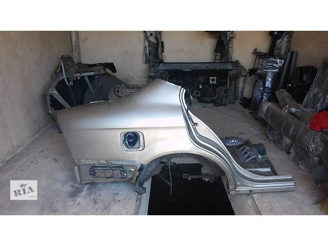 продам Четверть правая задняя для Chevrolet Evanda бу в Тернополе