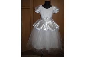 Новые Детские нарядные платья Handmade