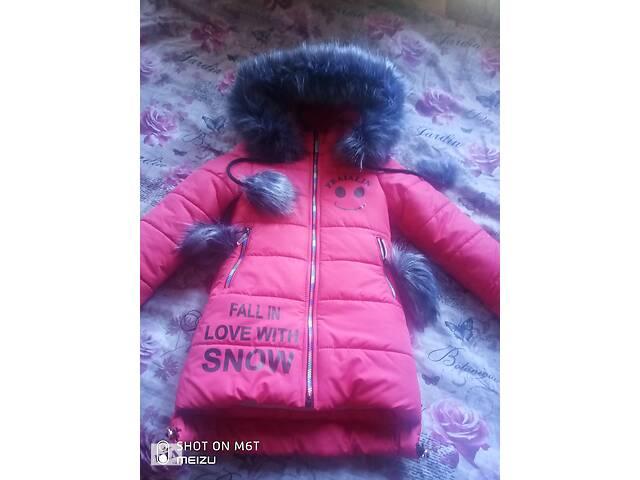 купить бу Куртка,курточка,пальто ЗИМА! в Житомирі
