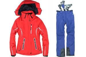 Лыжный костюм RED-BLUE