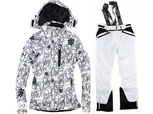 купить бу Лыжный костюм WHITE в Львове