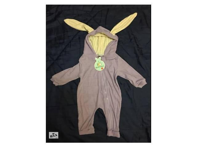 Новый детский боди-зайчик- объявление о продаже  в Полтаве