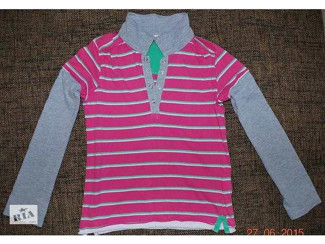 продам Продам б/у футболку ТМ «George» с длинным рукавом на девочку Сделать горячимНа главнуюСоздать аукцио бу в Харькове