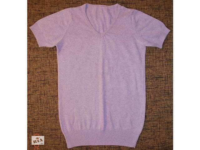 купить бу Продам б/у сиреневую х/б футболку ТМ «Terranova» на девочку Сделать горячимНа главнуюСоздать аукционРедактироватьПродано в Харкові