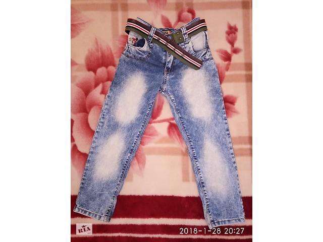 продам Продам джинсы для мальчика (пр-во Турция) бу в Виннице