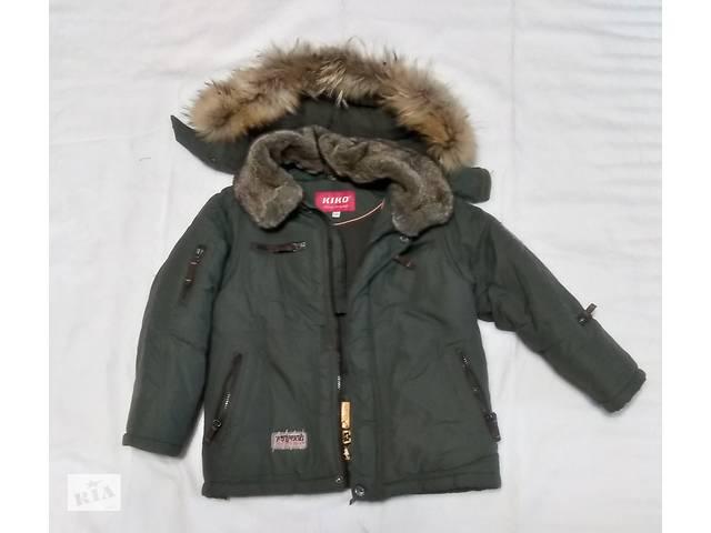 купить бу Зимняя куртка для мальчика Kiko в Чернигове