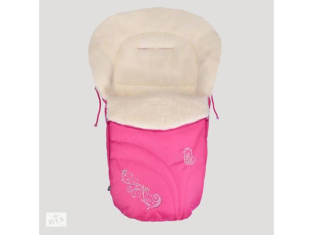 купить бу Зимний конверт Baby Breeze 0306 (малиновый) в Дубні
