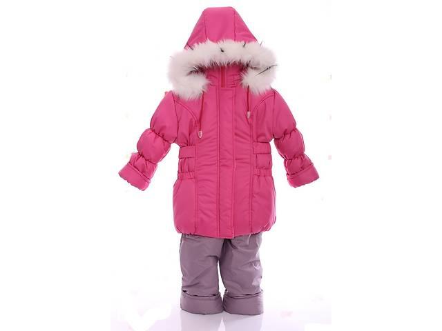бу Зимний костюм для девочки Классика розовый в Одессе