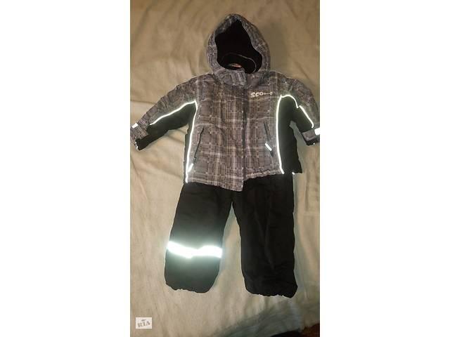 Зимний костюм для мальчика рост 98- объявление о продаже  в Кропивницком (Кировоград)