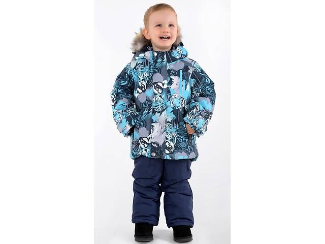 Зимний термо костюм комбинезон аналог Reima lenne на мальчика 2-3 года- объявление о продаже  в Мариуполе