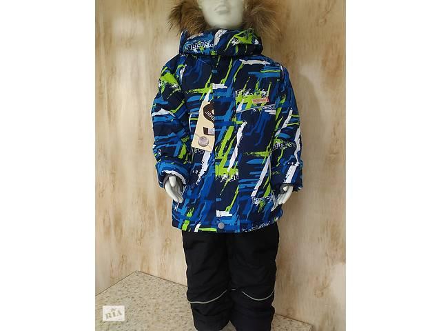 продам Зимний термо костюм комбинезон аналог Reima lenne на мальчика 1,2,3 года бу в Мариуполе
