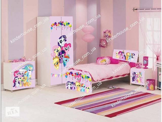 Детская комната для девочки Пони Бесплатная доставка!- объявление о продаже  в Львове