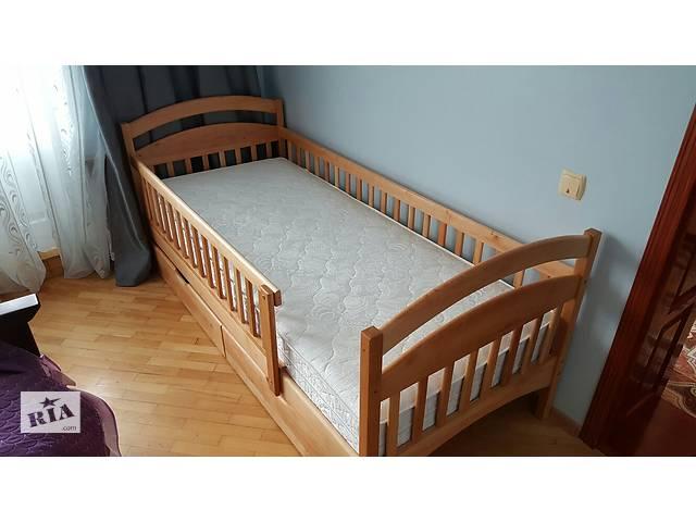 бу Детская кровать - купить кроватку новую с дерева! Акция! в Киеве