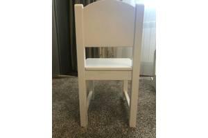 б/у Детские стулья IKEA