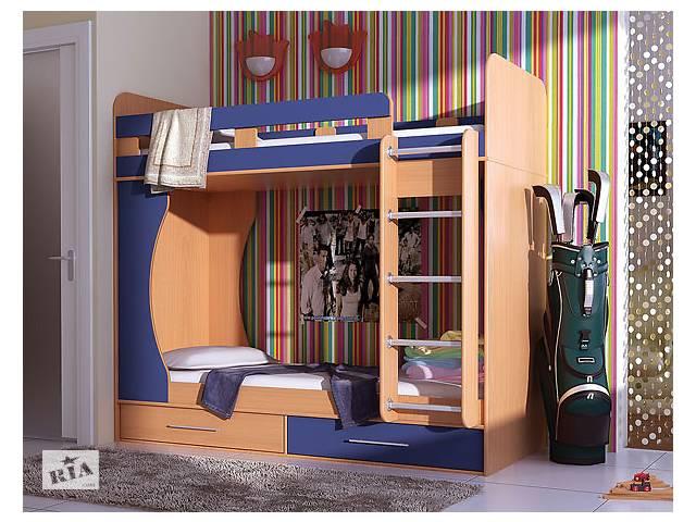 бу Двухъярусная кровать Modern для мальчиков в Львове