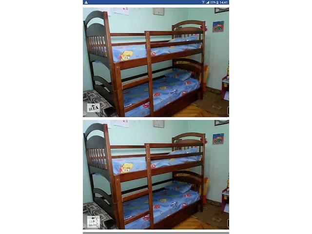 продам Кровать Иринка с матрасами и ящиками бу в Василькове
