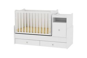 Нові Дитячі ліжка трансформери Lorelli