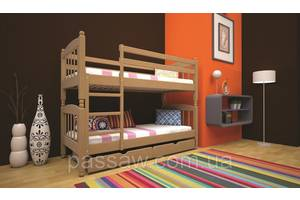 Новые Двухъярусные детские кровати ТИС