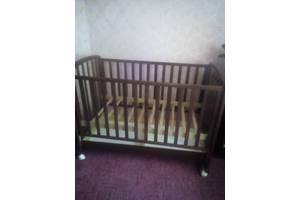 б/у Детские кроватки для новорожденных CAM