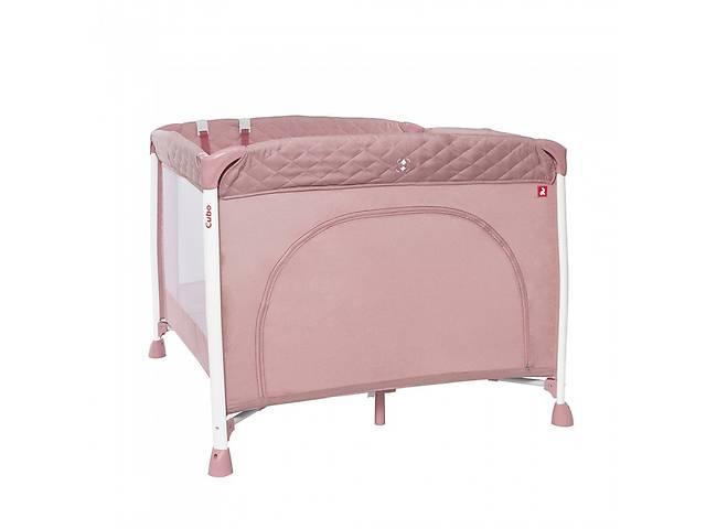 купить бу Манеж CARRELLO Cubo CRL-9205 Flamingo Pink в Киеве