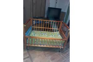 б/у Детские кроватки для новорожденных Happy Dino
