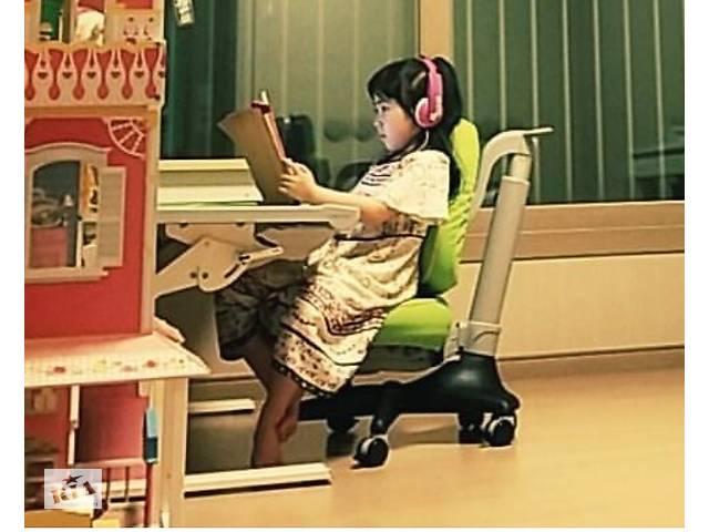 продам Растущий стул COMF-PRO Match, зеленый, Кресло школьнику, крісло бу в Киеве
